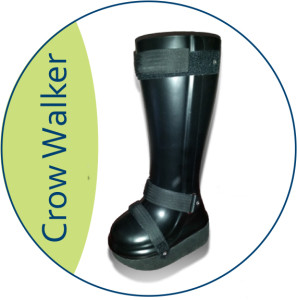 Crow Walker: Custom-Made