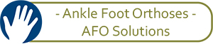 ankle foot othotic solutions