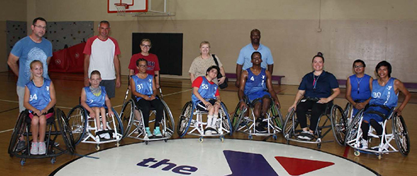 wheelchair basketball sacramento