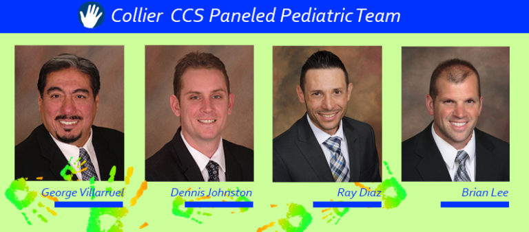 Pediatric CCS paneled Practitioners