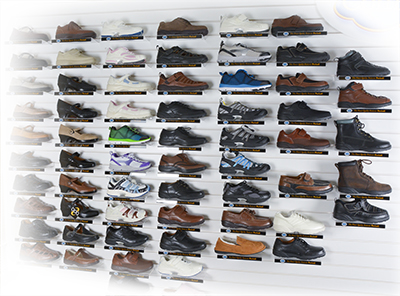 A Wide Selection of Custom Fitted Orthotic Shoes