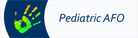 pediatric afo button