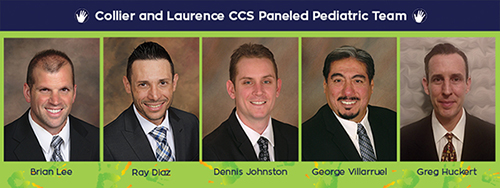 photo of our pediatric practitioners